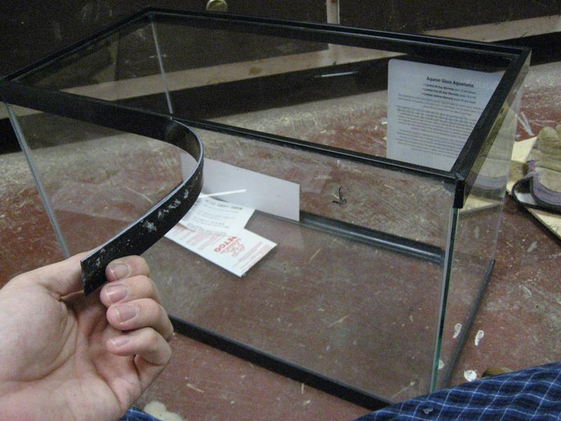 Изготовление аквариума своими руками из оргстекла