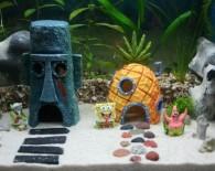 Декорации для аквариума.