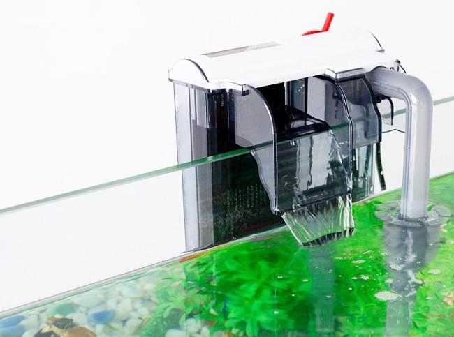 Навесные фильтры для аквариума.