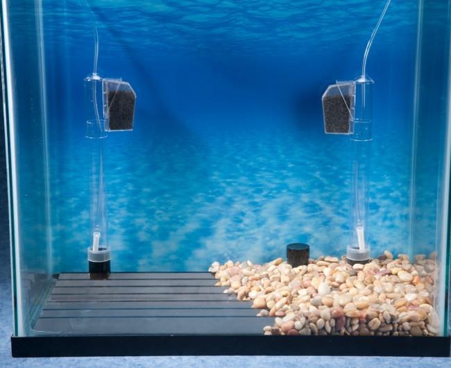 Донные фильтры для аквариума.